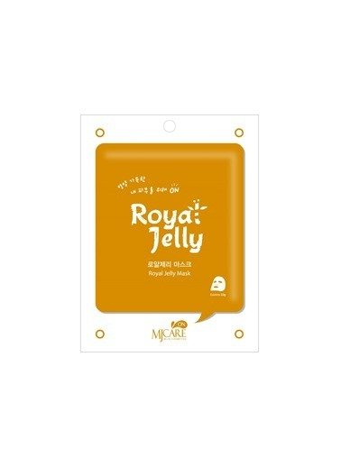 Mjcare Mj Care On Royal Jelly Mask -Arı Sütü İçeren Maske Renksiz